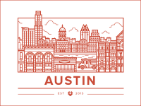 Austin Office by Ryan Putnam