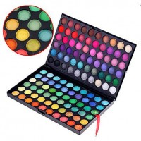 Optical Illusion 120 Colors Eye Shadow Pallete - Finding Color - makeupsuperdeal.com