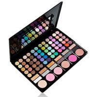 Wales 78 Eye Shadow Blusher Combine Make-up Palette#1 - makeupsuperdeal.com