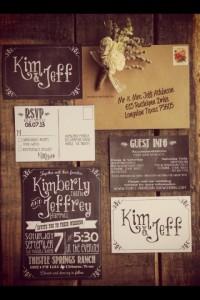 Design Your Perfect Wedding Invitations : Chalkboard ~ Creative Market Blog