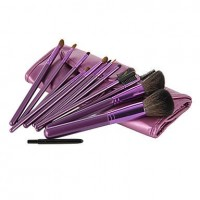 13Pcs Special Purple Cosmetic Brush Set - makeupsuperdeal.com