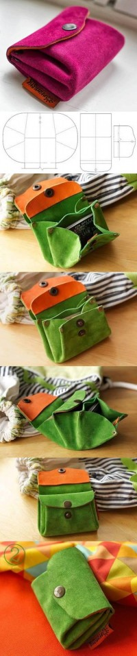 DIY Plump Purse DIY Projects | UsefulDIY.com