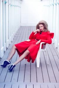 Kristina Romanova by Diego Uchitel | Photographist - Photography Blog