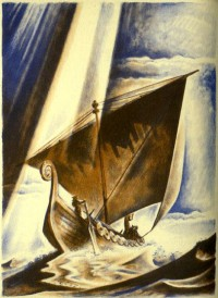 lynd ward 14 [Geats sail for Denmark]-e.jpg (405×554)