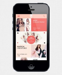 Wildfox Couture Mobile App on