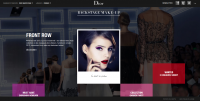 Backstage make-up, la nouvelle plateforme digitale de Dior - Web and Luxe - Blog Luxe Marketing