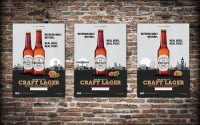 Brand and integrated campaign | Melvilles craft lager — Whitespace creative marketing and digital agency Edinburgh