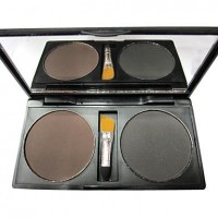 2 Colors Eyebrow Powder - makeupsuperdeal.com