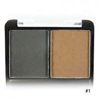 2 Colors Pretty Eyebrow Powder - makeupsuperdeal.com