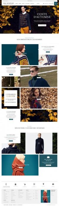 ERIC BOMPARD | MAZARINE | Agence de communication luxe