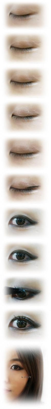 Make Up_cat's eye