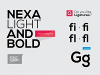 Nexa Free Font - FreebiesXpress