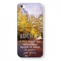 wanderlust iPhone & iPod case by Sylvia | Casetagram