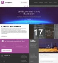American University on