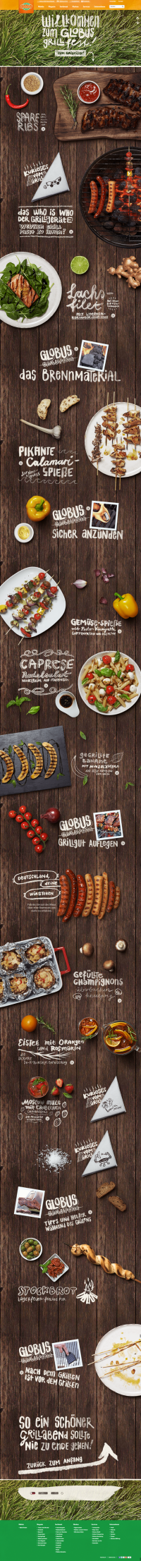 The Globus Grillfest on