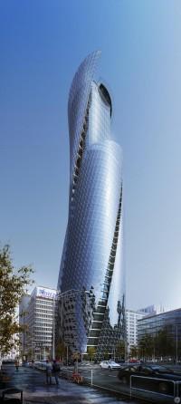 Mode Gakuen Spiral Tower on