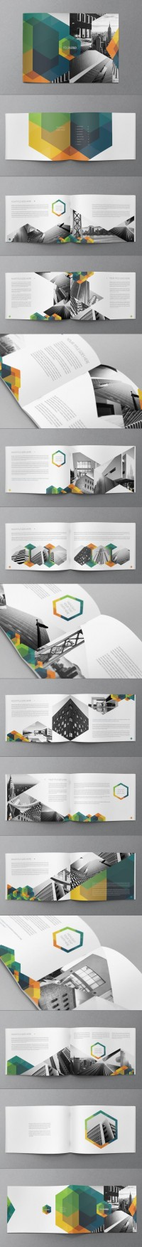 Hexo Brochure Design on