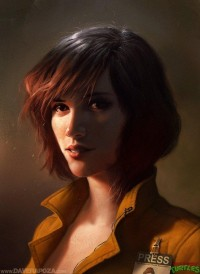 April O'Neil by DaveRapoza - David Rapoza - CGHUB