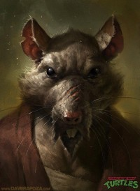 Splinter by DaveRapoza - David Rapoza - CGHUB