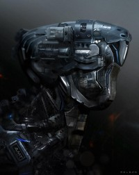 New Sci-Fi gallery image by Roldan - 3DTotal Forums