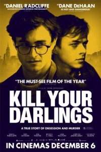 Kill Your Darlings Movie Poster #2 - Internet Movie Poster Awards Gallery