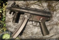 Another one mp5k - Polycount Forum