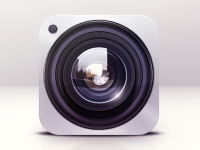 Camera Icon Design by Creativedash