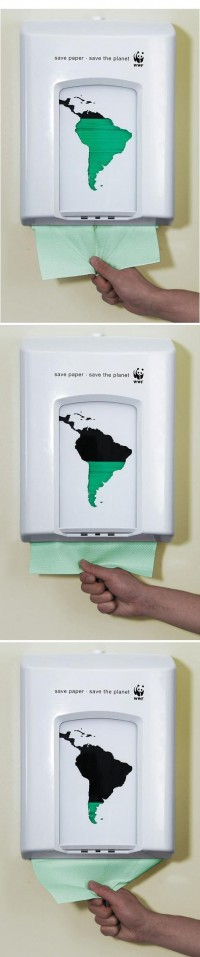public campaign advertisement_tissue AD