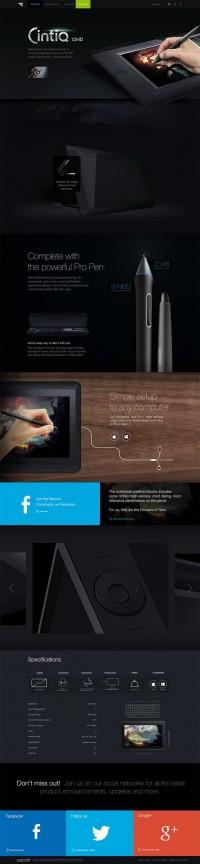 Webdesign Gallery 030 « Tutorialstorage | High quality Photoshop Tutorials and Graphic Design Inspiration
