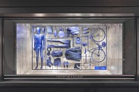 La Rinascente window display for Tommy Hilfiger « Adelto Adelto
