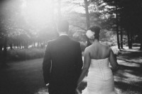 Black and White Wedding Photography by Christian Gendron | Photographist - Photography Blog