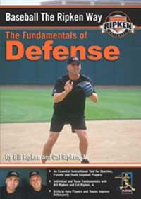 Hitting and Baseball Videos: Fundamentals of Defense - Cal Ripken (DVD)