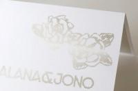 Alana & Jono - Projects - A Friend Of Mine