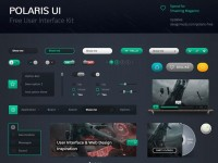 Polaris UI Pack - FreebiesXpress