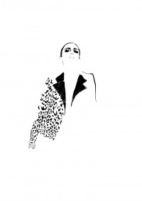 Judith van den Hoek, Fashion Illustrator