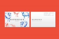 BORREGO - Branding/Identity design on