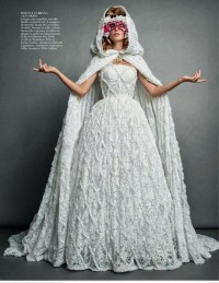 Gisele Bundchen by Inez and Vinoodh | Vogue Paris November 2013 - CzytajNiePytaj - Magazyn Online. Sztuka, Moda, Design, Kultura