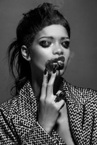 Rihanna by Inez and Vinoodh | 032c Magazine Winter 2013 - CzytajNiePytaj - Magazyn Online. Sztuka, Moda, Design, Kultura