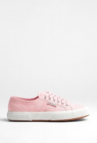Pink Classic Lace Up Pump by Superga | Wishlist