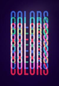 Colors Art Print by Sebastián Andaur   Society6
