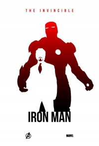Iron Man Alternate Movie Poster by Kevin Collert - Inspiration DE