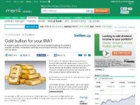 Interesting Ideas On Gold Bullions For Ira And Investment In Coins - Goldabree