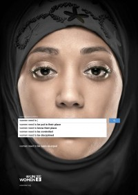 UN Women: Auto Complete Truth, 1 | Ads of the World™