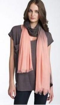 Pashmina tendance et mode