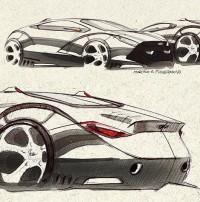 Automotive Design by Marcelo Figueiredo | Inspiration Grid | Design Inspiration
