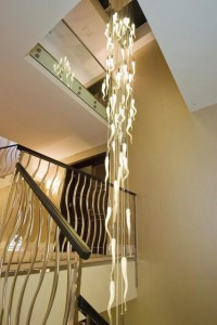 Dramatic Contemporary Chandeliers born to make a Statement | Trying to Balance the Madness