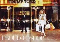 Editorial Spotlight: Magdalena Frackowiak In US Harper's Bazaar