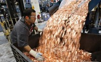 Lawsuit Paid In Full: Samsung pays Apple $1 Billion sending 30 trucks full of 5 cent coins |