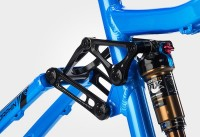Knolly Bikes Frame Graphics on