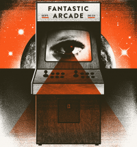 Fantastic Arcade Branding - Cory Schmitz